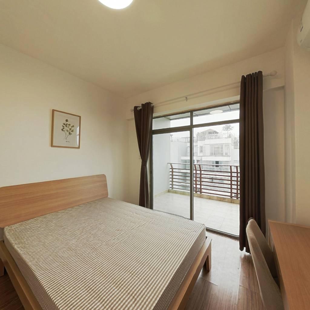 合租·金林俊景 3室1厅 南卧室图