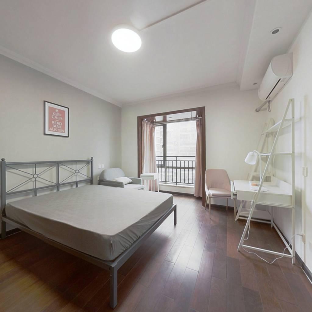 合租·望江橡树林一期 5室1厅 北卧室图