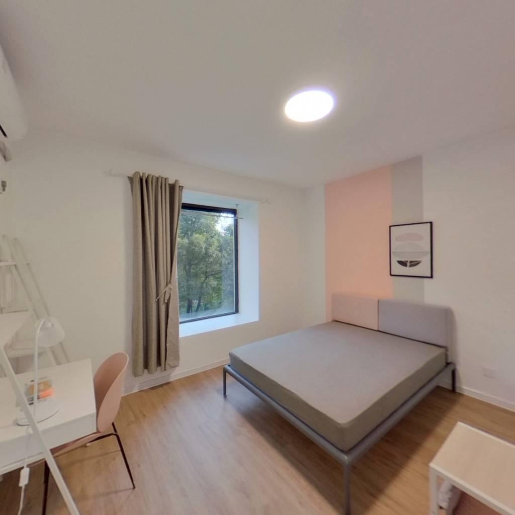 合租·一品漫城(四期)(公寓) 4室1厅 北卧室图