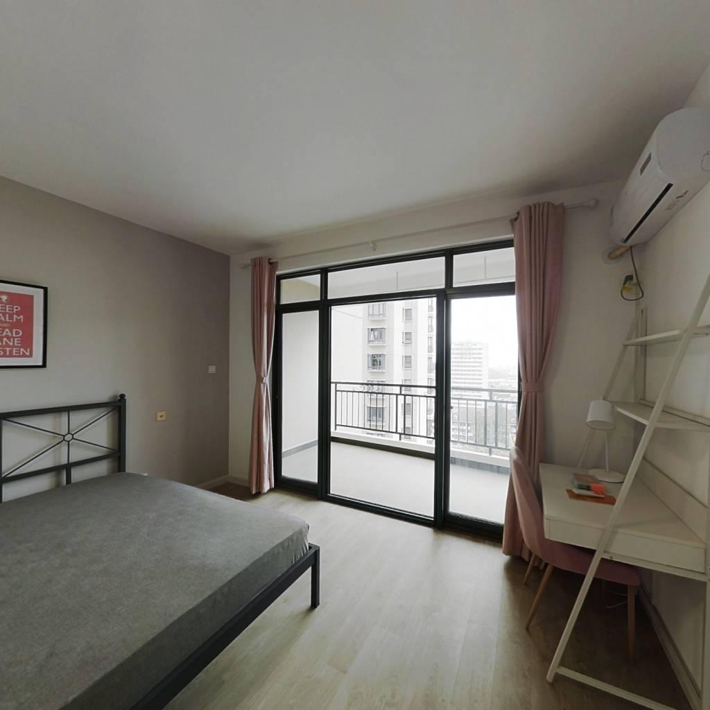 合租·同济蓬莱家园 4室1厅 南卧室图