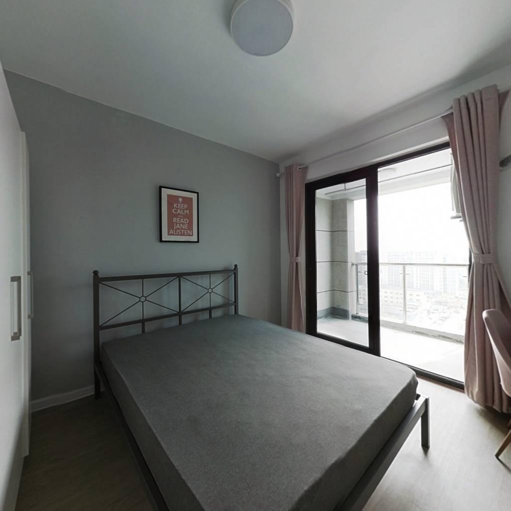 合租·招商武林郡 4室2厅 南卧室图