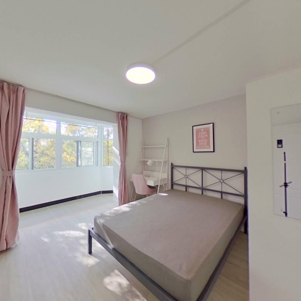 合租·牡丹园东里 3室1厅 南卧室图