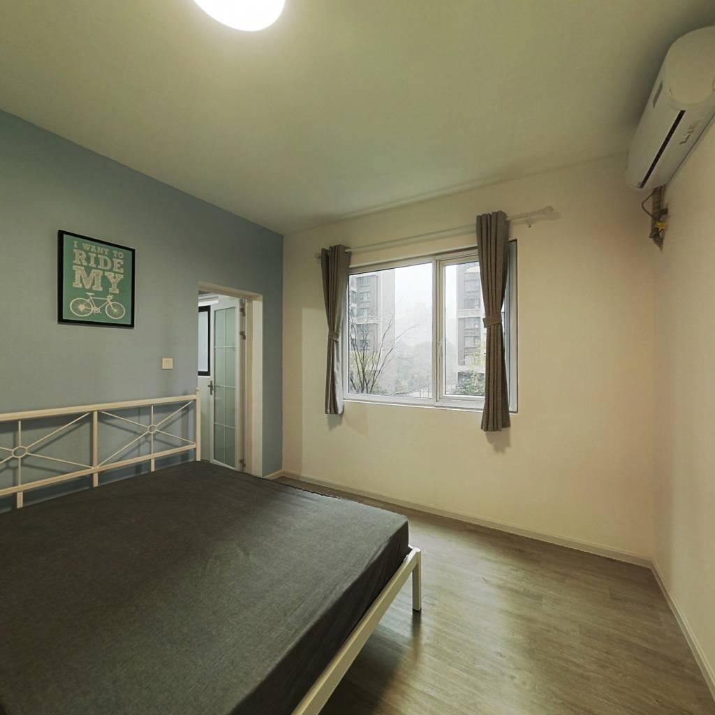 合租·金茂光明城市 5室1厅 北卧室图