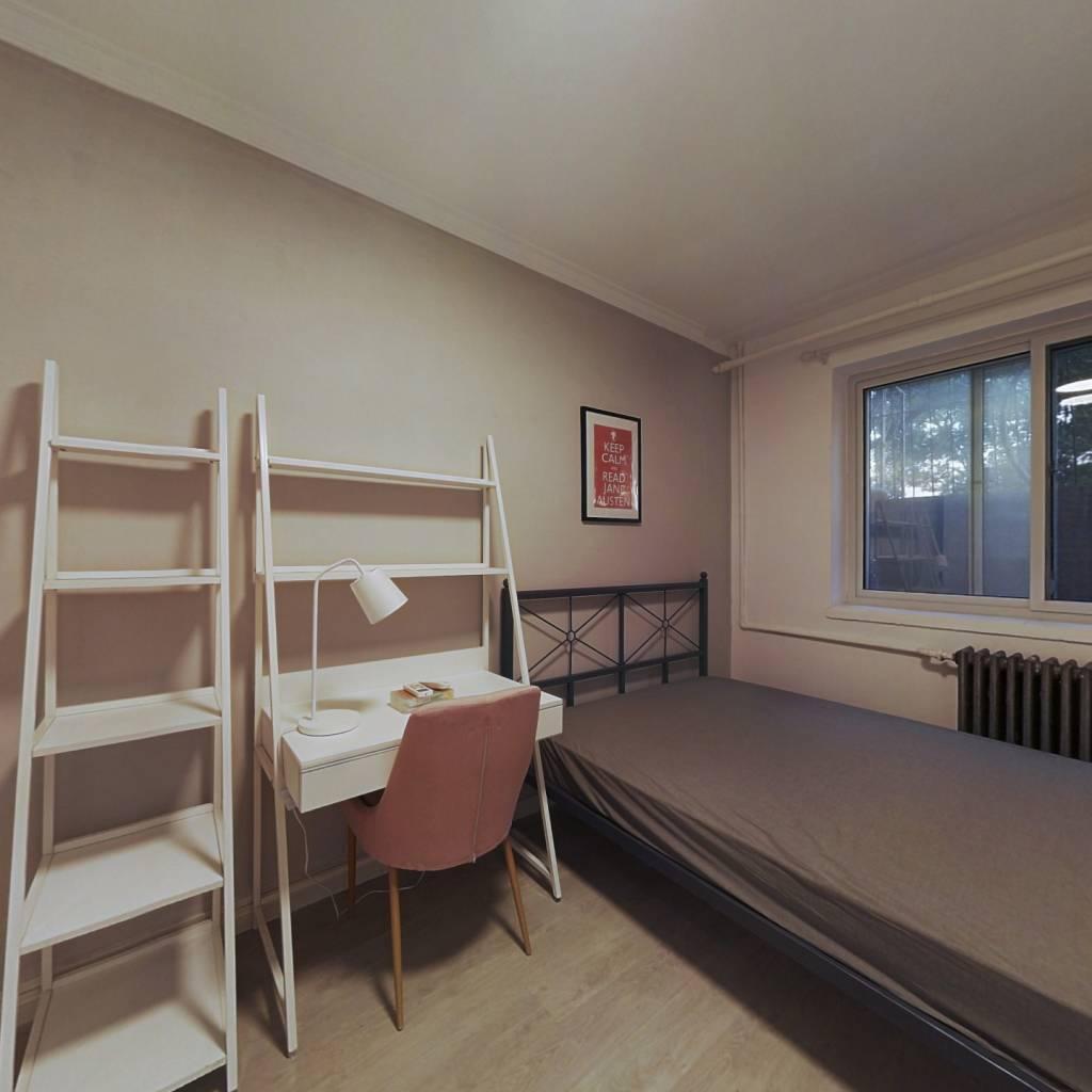 合租·普惠北里 2室1厅 南卧室图