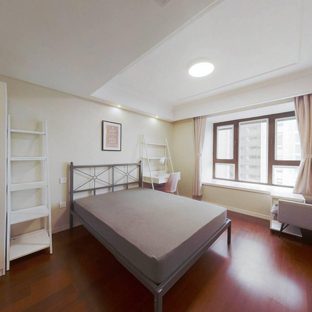 合租·海峡城云玺湾 4室1厅 北卧室图
