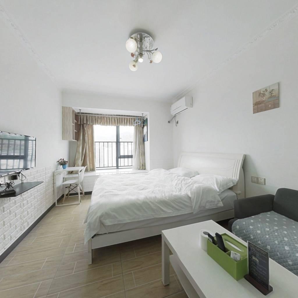 保利品质公寓,带酒店租约,房屋精装修
