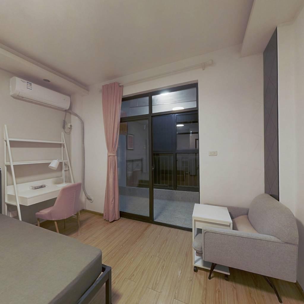 合租·天久云门 3室1厅 南卧室图
