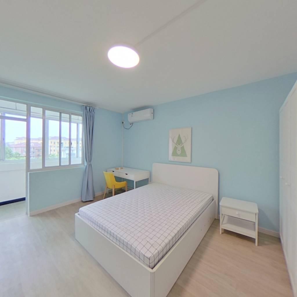 整租·华松东区 (仙霞西路630弄) 2室1厅 南卧室图