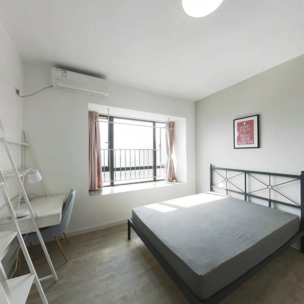 合租·东漖新村 4室1厅 南卧室图