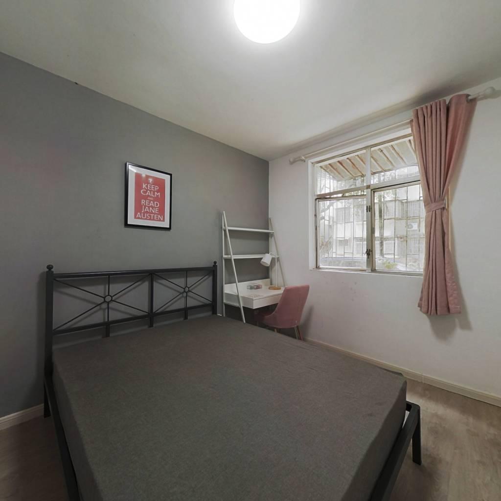 合租·中康生活区 3室1厅 北卧室图