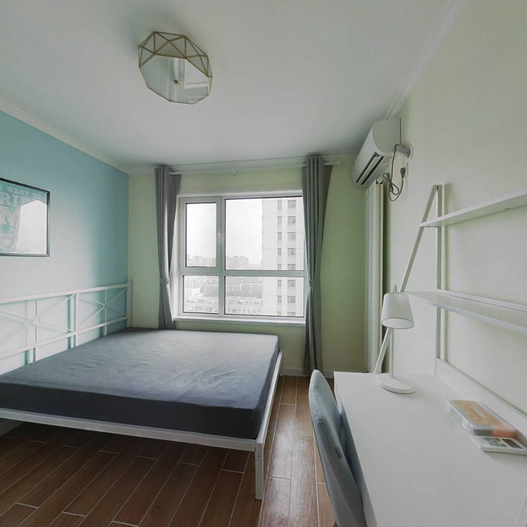 合租·雅阳家园 2室1厅 南卧室图