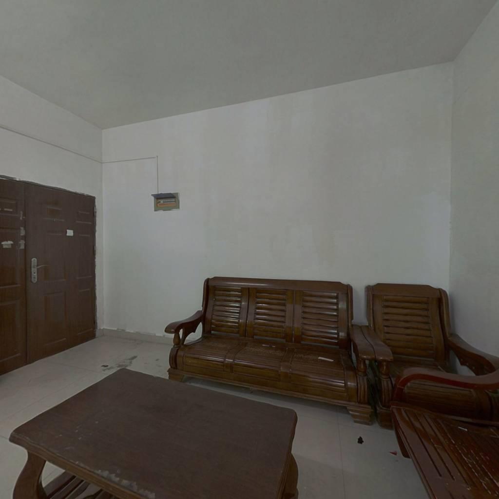 鸿雅花园四室二厅,电梯复式楼视野好,格局方正