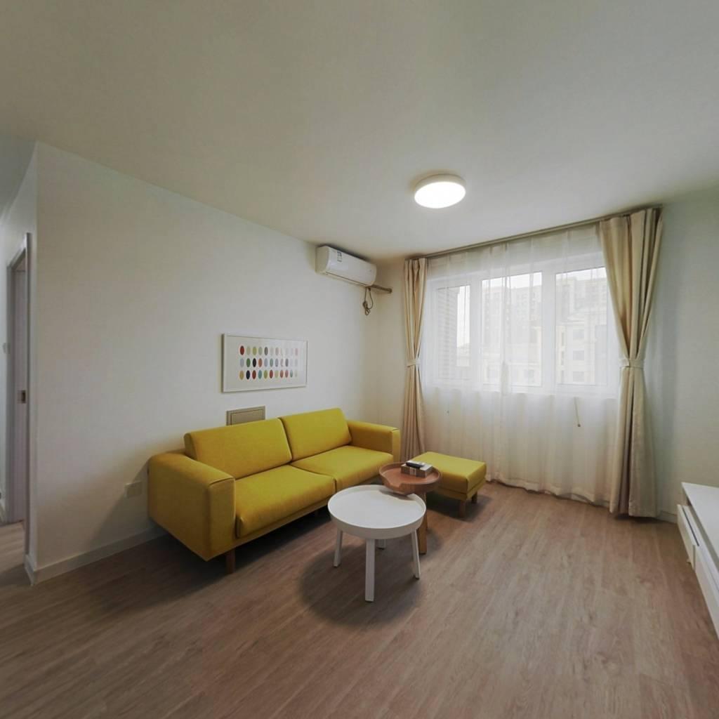 整租·世华龙樾 2室1厅 南北卧室图