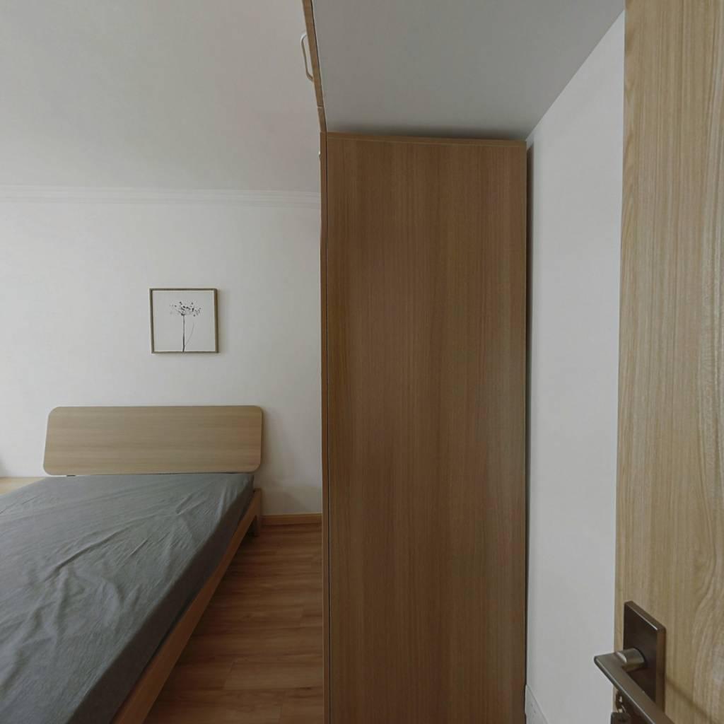 整租·鞍山四村第三小区 1室1厅 东南卧室图