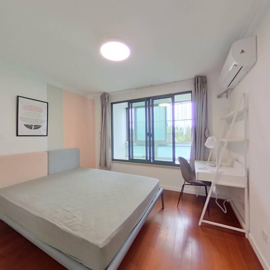 合租·杉林新月环林东路879弄 3室1厅 南卧室图