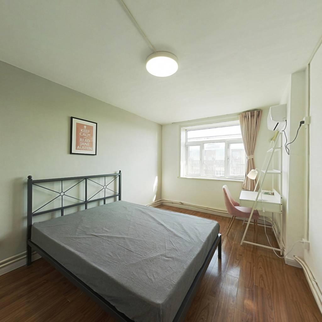 合租·远翠西里 2室1厅 北卧室图