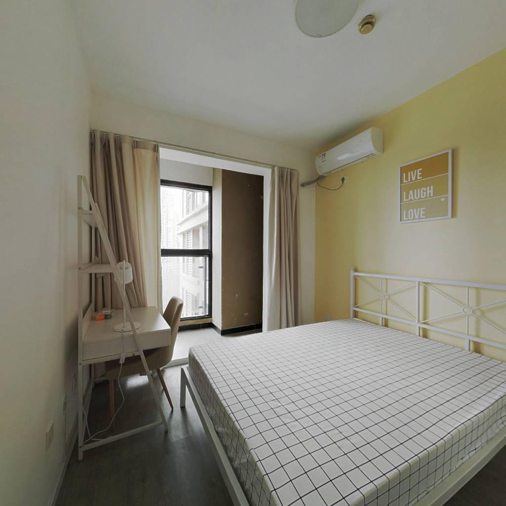 合租·明信鹭湾 3室1厅 南卧室图