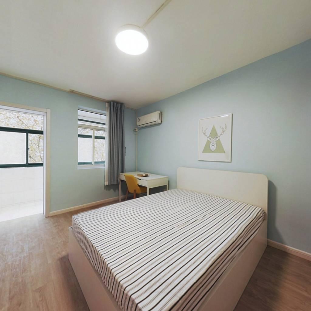 整租·莫愁新寓荷花里 2室1厅 南卧室图