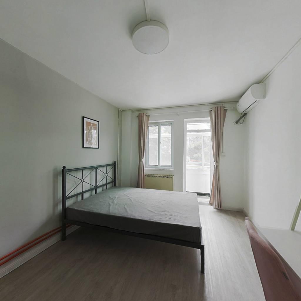 合租·迎风里 2室1厅 东卧室图