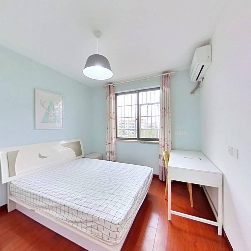 整租·扬盛佳苑 2室1厅 南卧室图