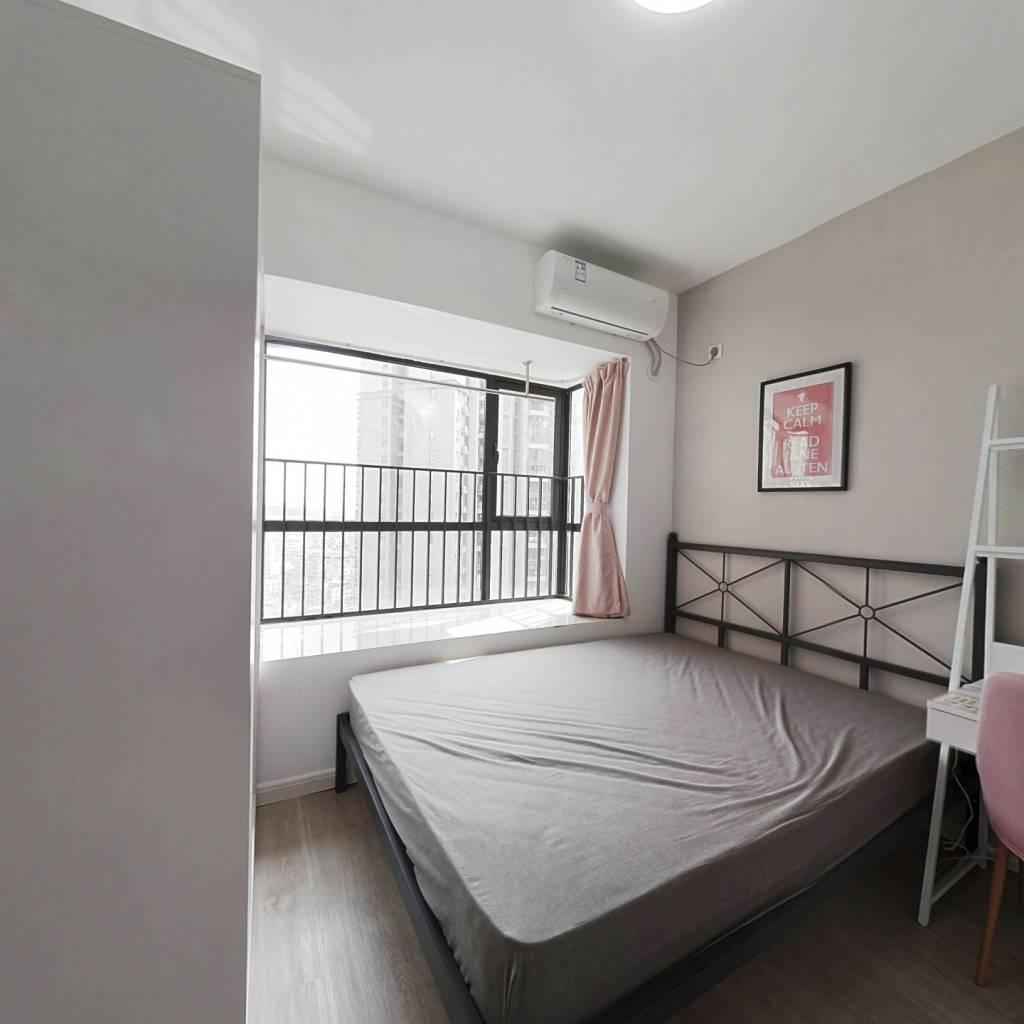 合租·远洋新干线二期 4室1厅 南卧室图