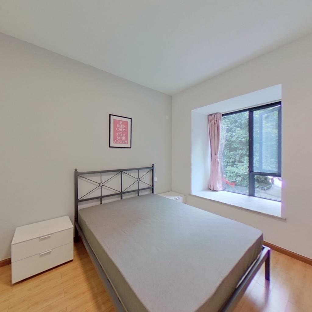 合租·远光水印城 4室1厅 南卧室图