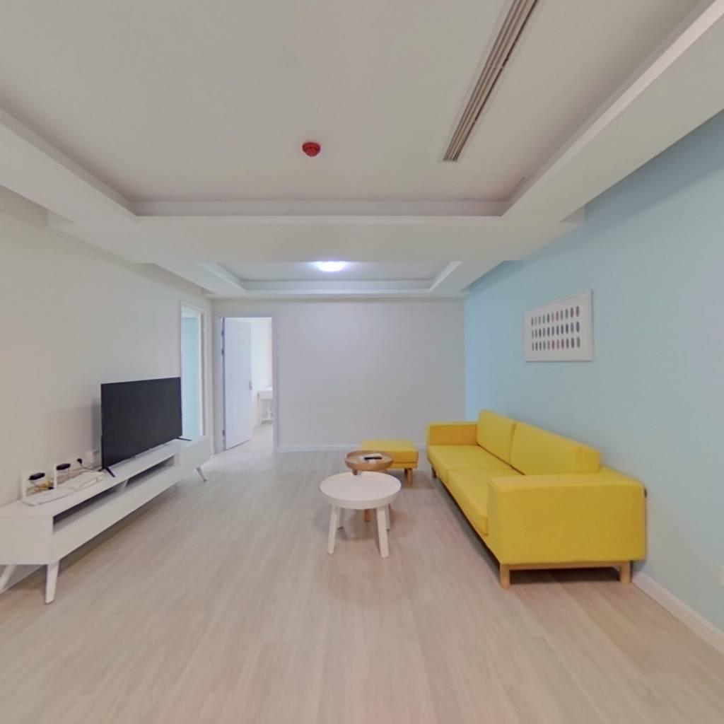 整租·静安艺庭 2室1厅 卧室图