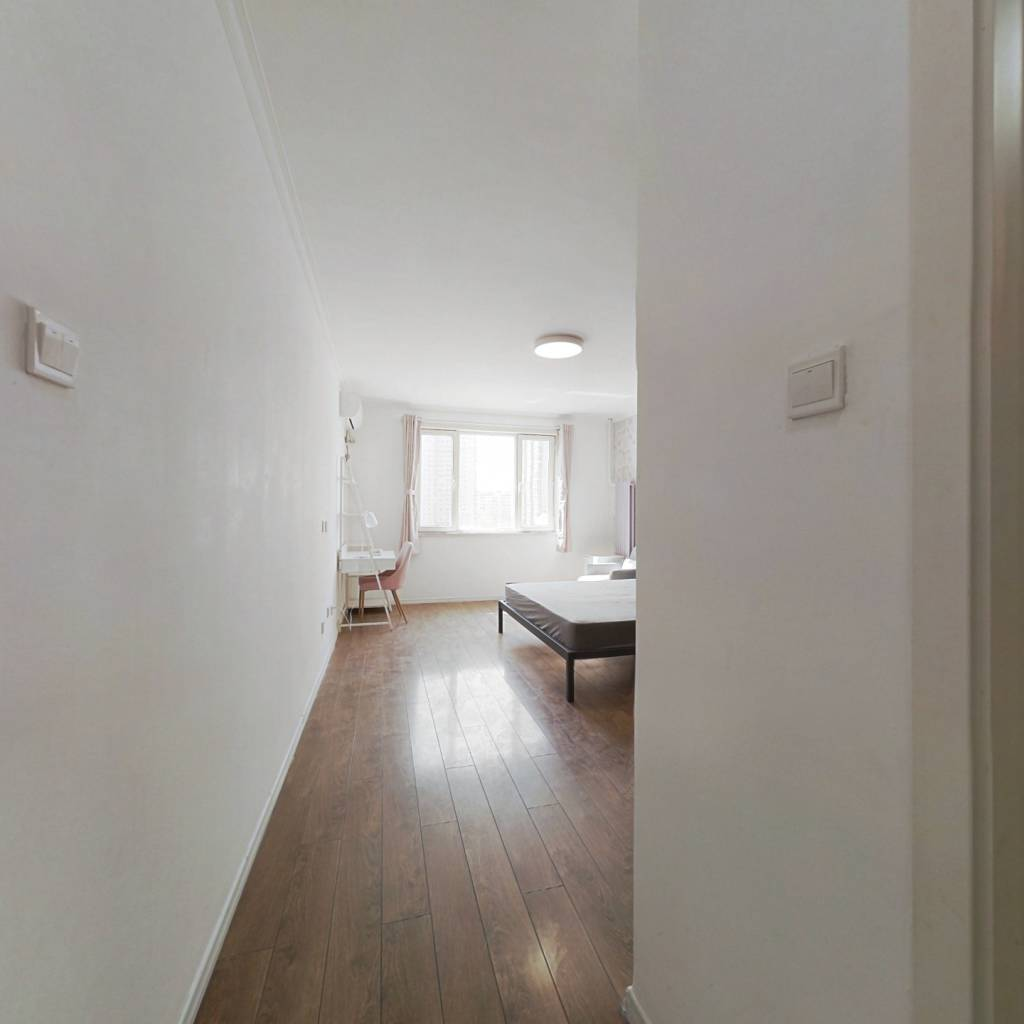 合租·天通西苑三区 4室1厅 南卧室图