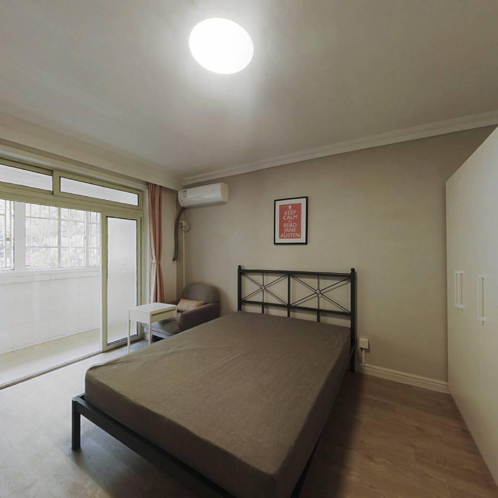 合租·东园三村 2室1厅 北卧室图