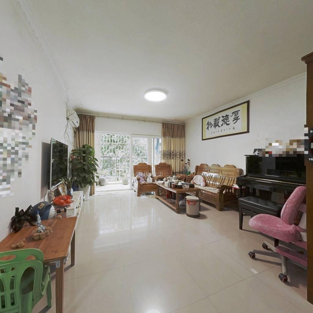 满五年唯一住宅,户型方正两房两厅,视野宽阔,采光好