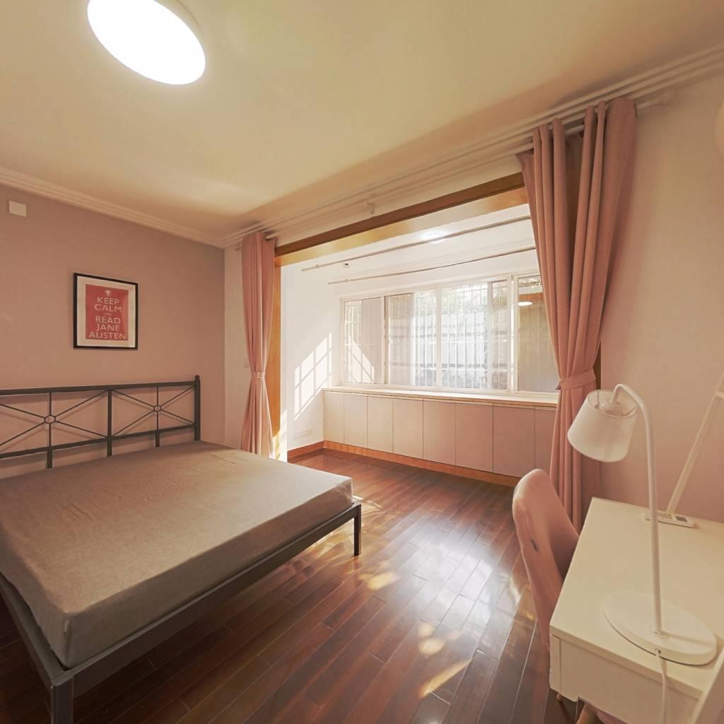合租·五星公寓 3室1厅 南卧室图