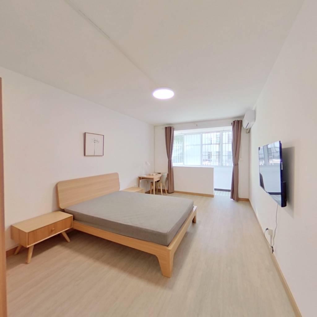 整租·泉灵小区 2室1厅 南卧室图