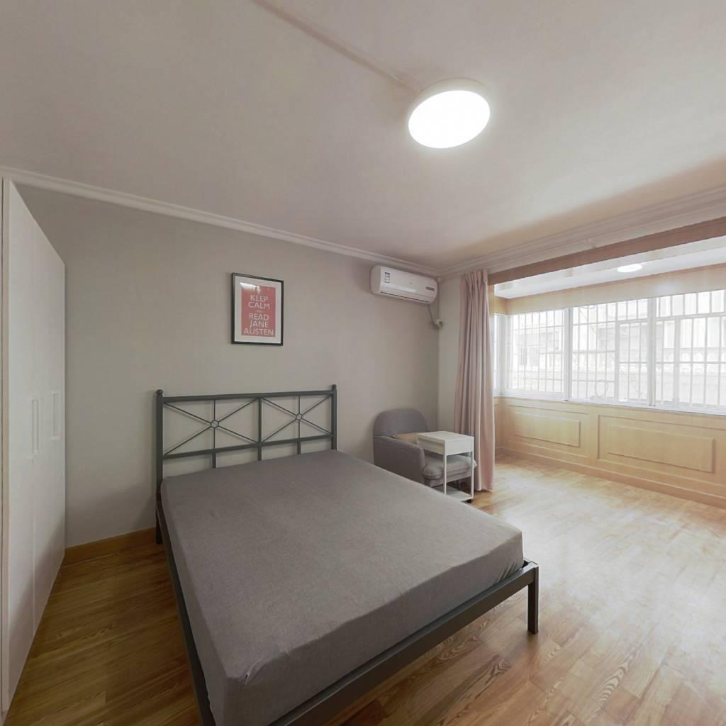 合租·金纺小区 3室1厅 东南卧室图