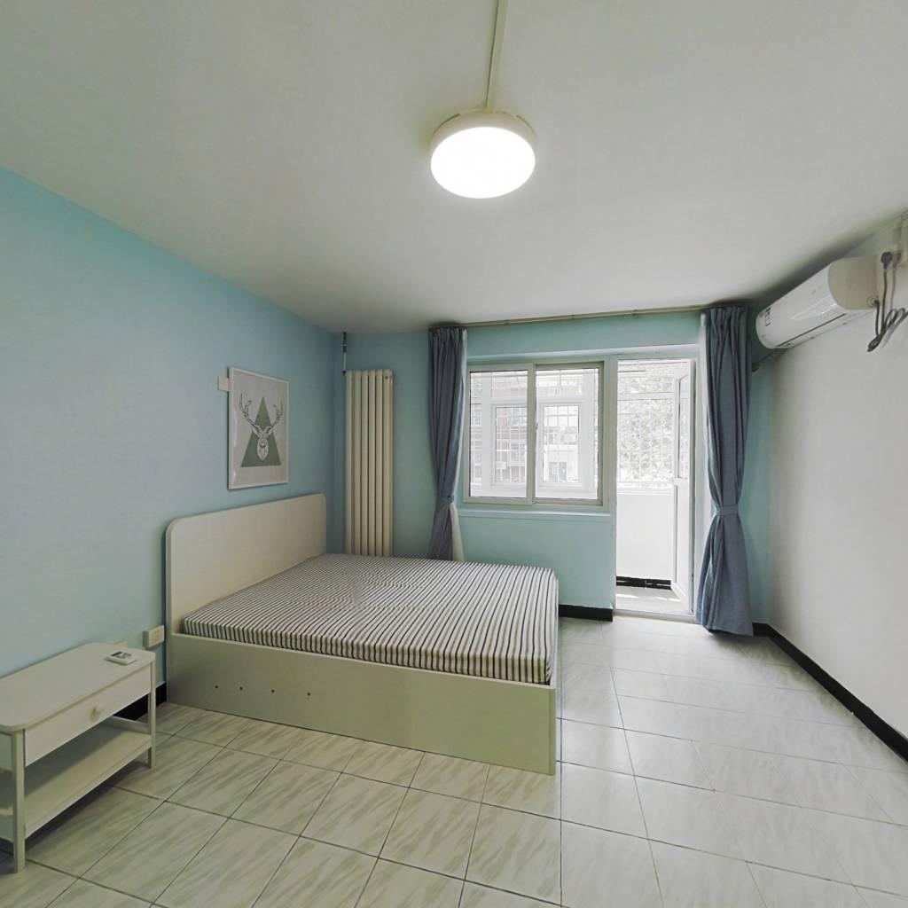 整租·惠新里小区 2室1厅 南北卧室图