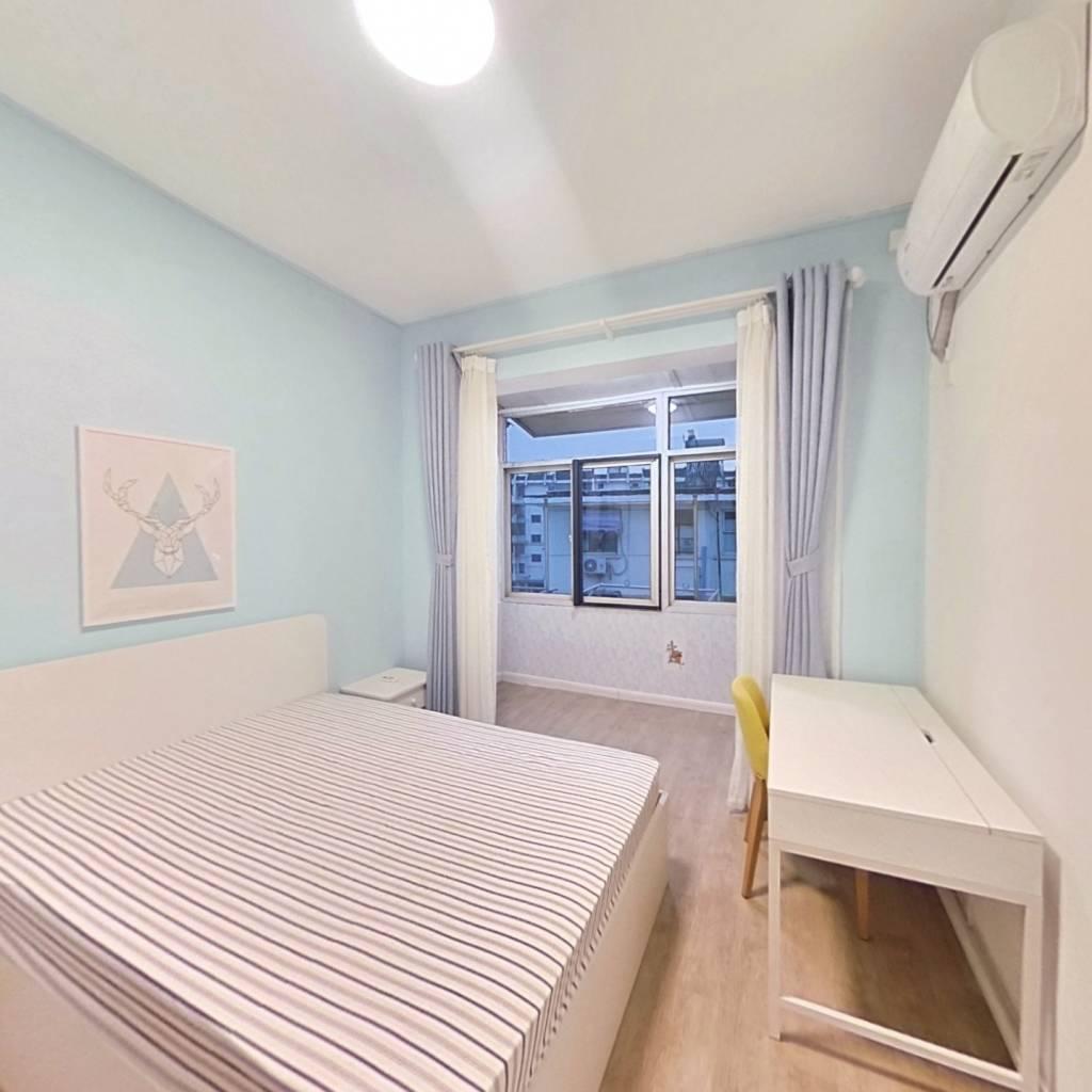 整租·南塑新村 2室1厅 南卧室图