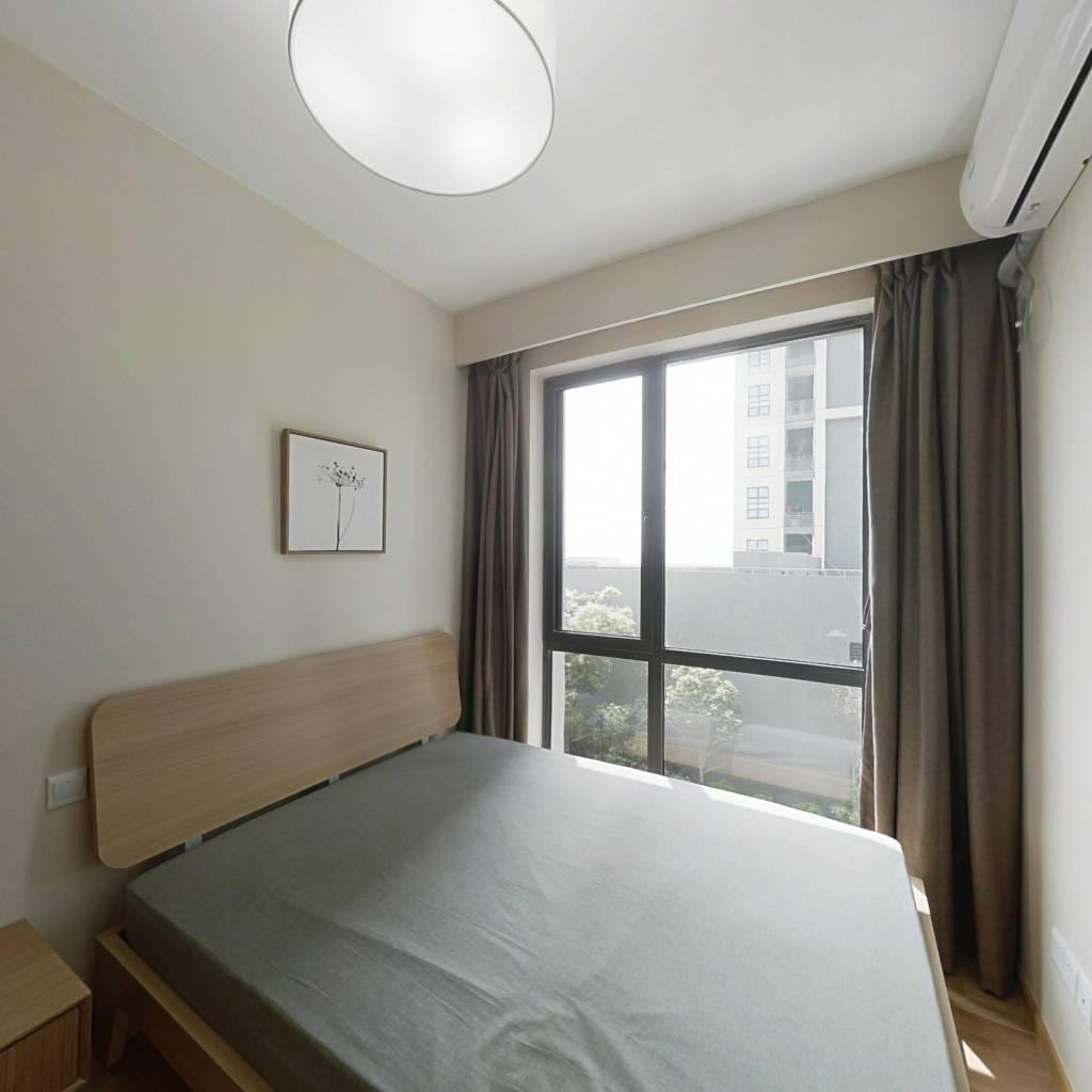 整租·海伦堡爱ME城市 1室1厅 南卧室图