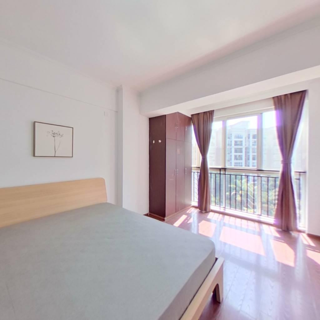 整租·美丽南庭 1室1厅 卧室图