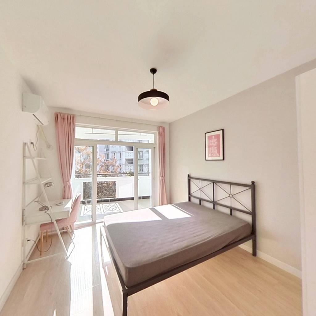 合租·近江家园八园 2室1厅 南卧室图