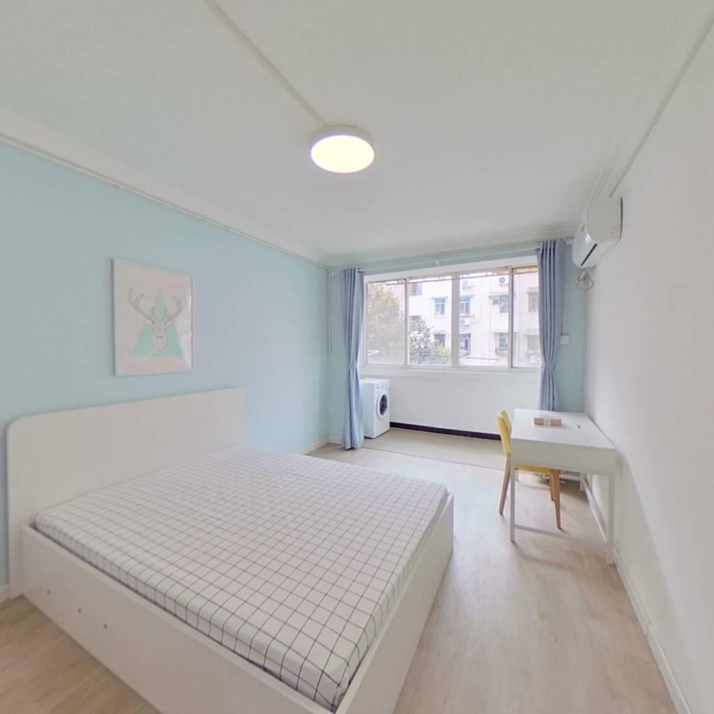 整租·长江小区 2室1厅 南卧室图