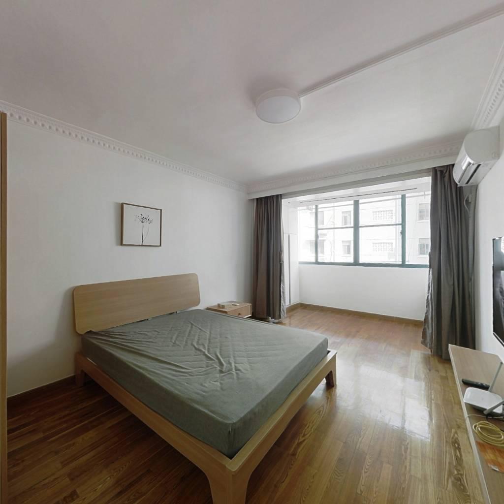 整租·市京一村 1室1厅 南卧室图