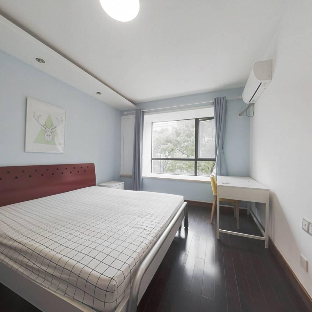 整租·都市星城 2室1厅 南卧室图