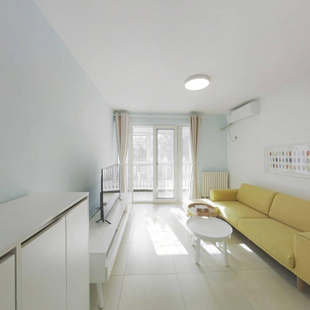 整租·京旺家园 1室1厅 北卧室图