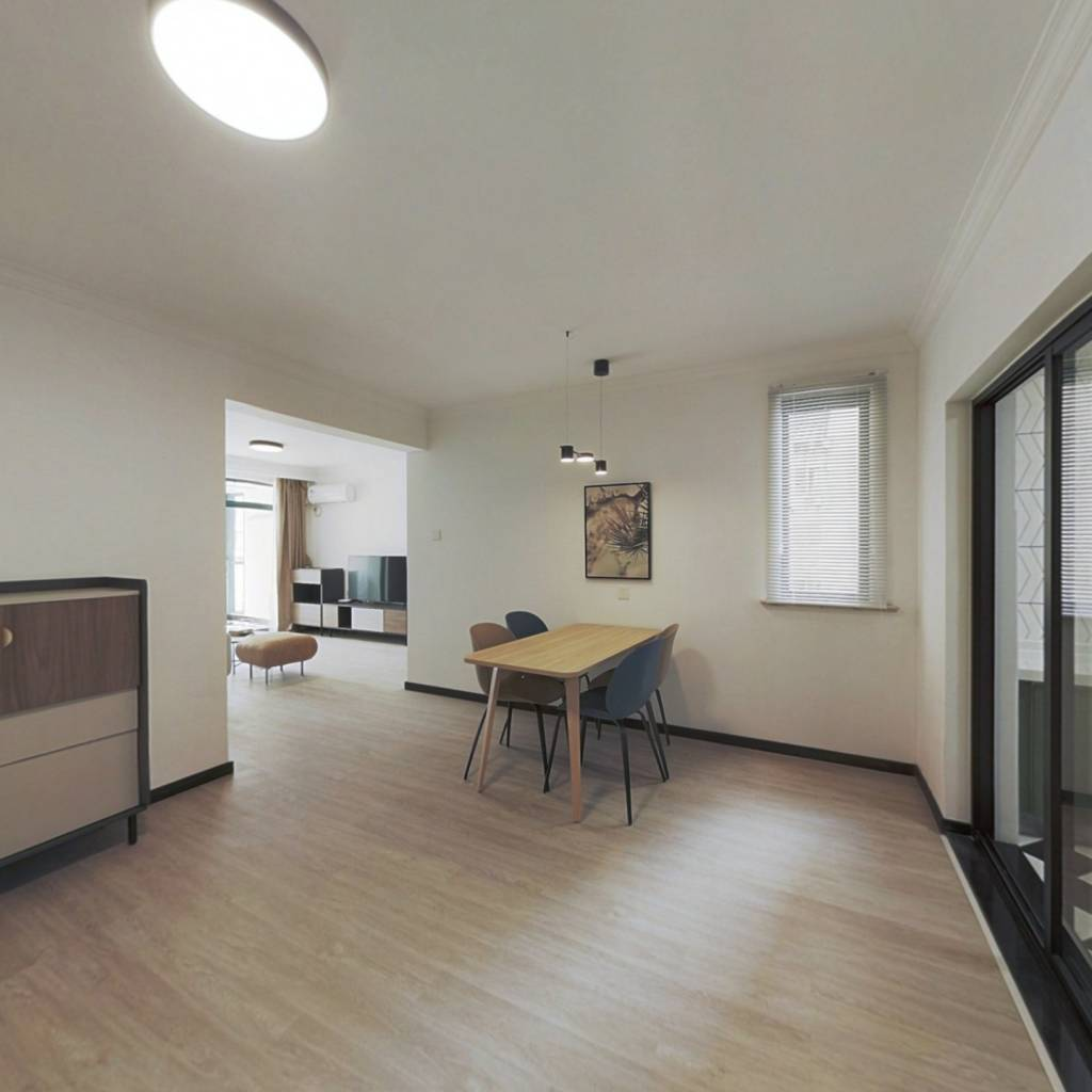 整租·澳龙公寓 2室1厅 南北卧室图