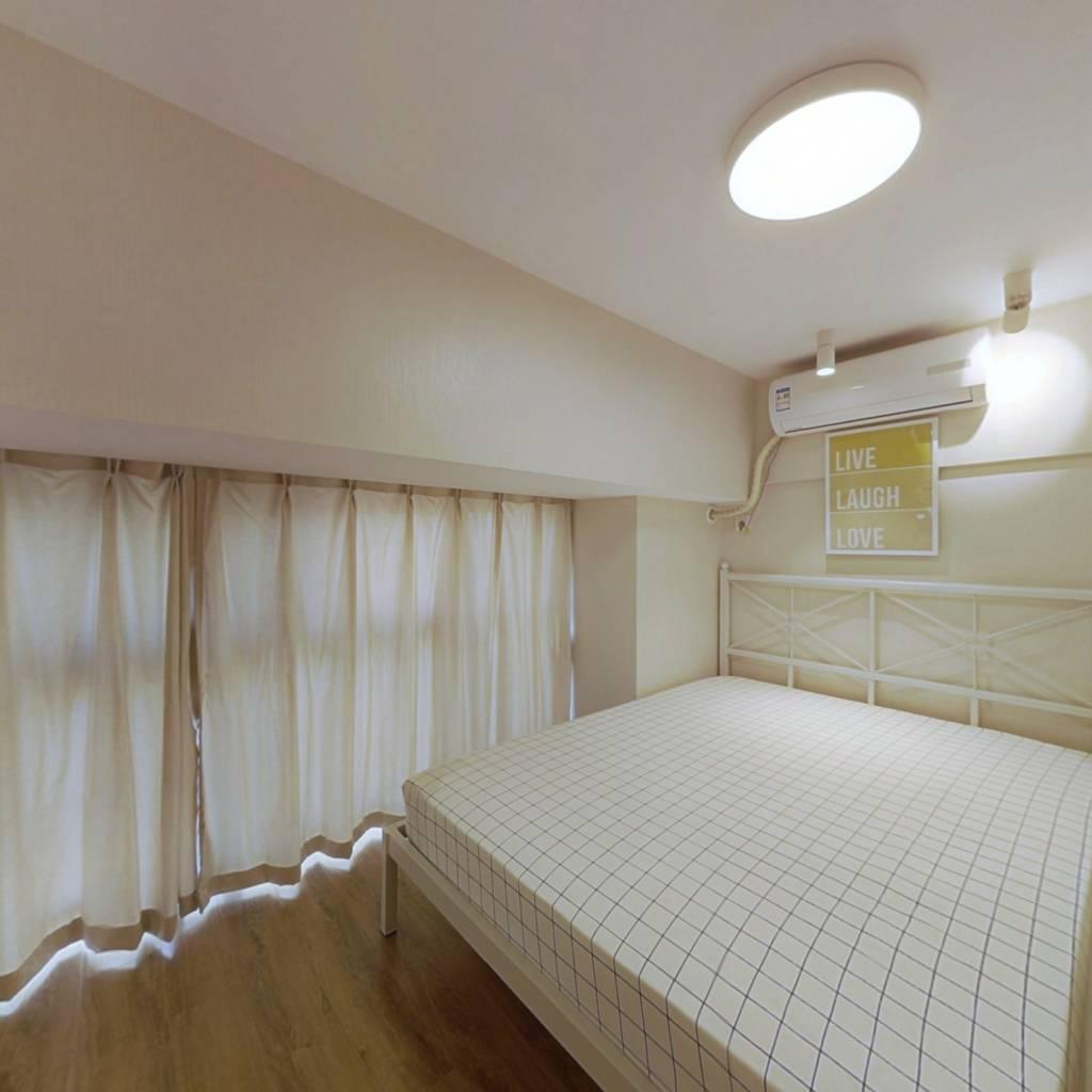 合租·保利堂悦 2室2厅 东卧室图