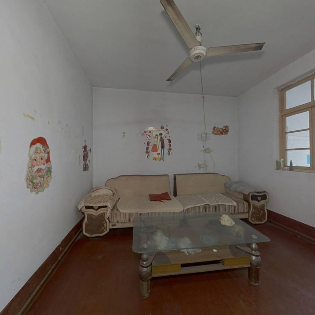 双月湖 南苑小区2居室4楼可以贷款36万急售