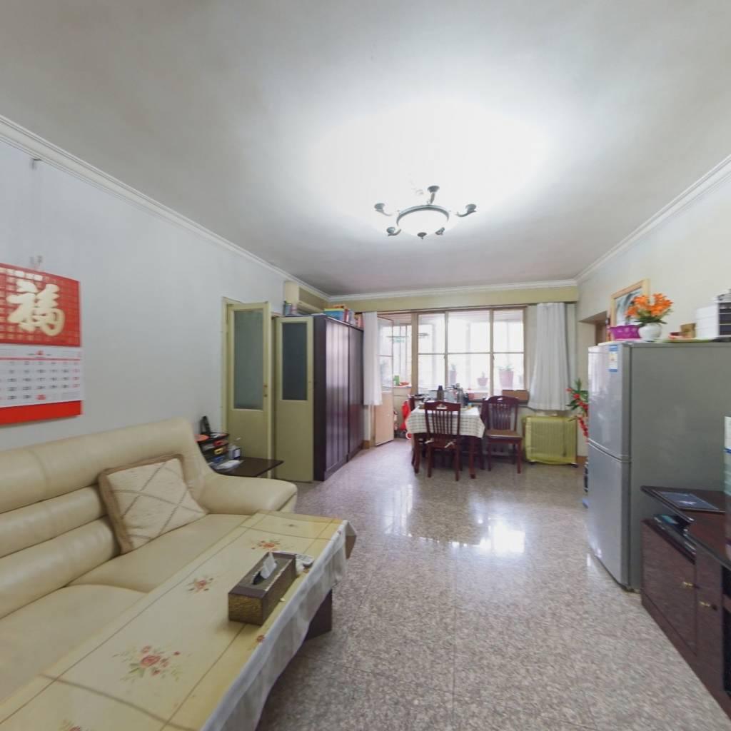 铁道部宿舍满五年家庭名下一套央产房