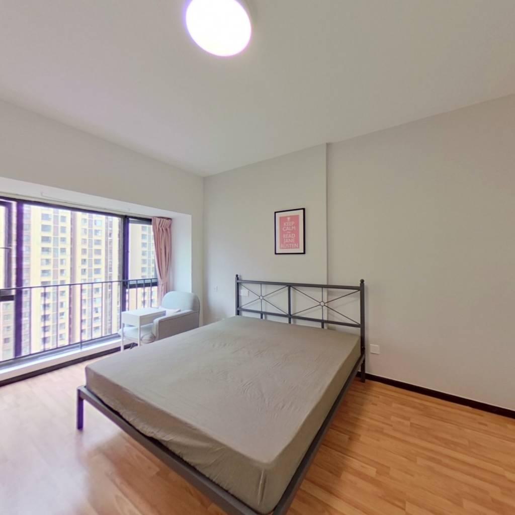 合租·保利百合花园 5室1厅 西卧室图