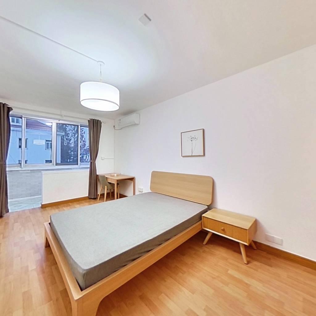 整租·虹梅路2964弄 2室1厅 南卧室图