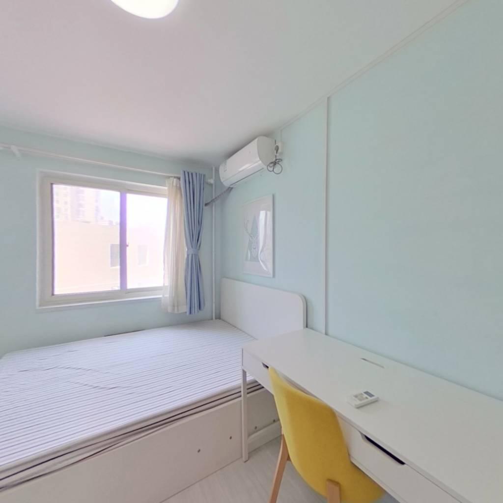 整租·核桃园北里 2室1厅 北卧室图