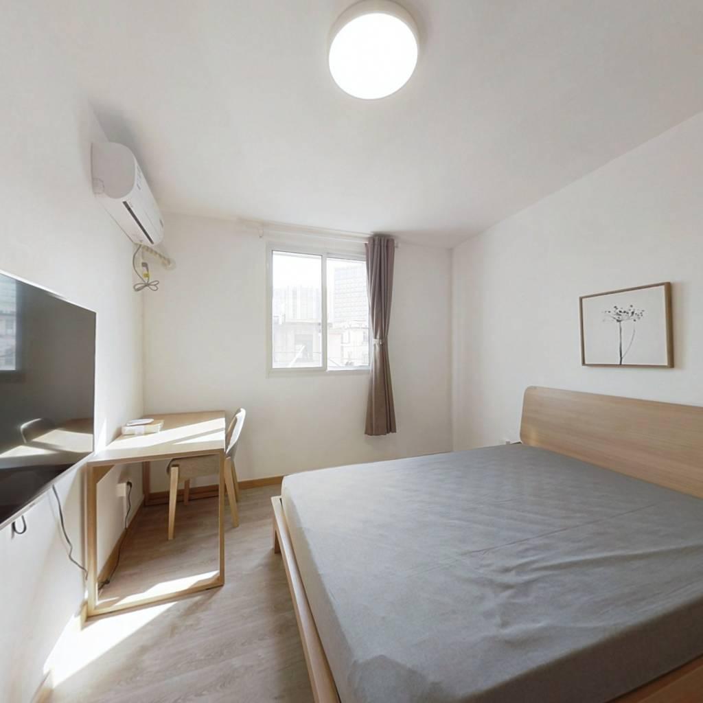 整租·宜川三村 2室1厅 南卧室图